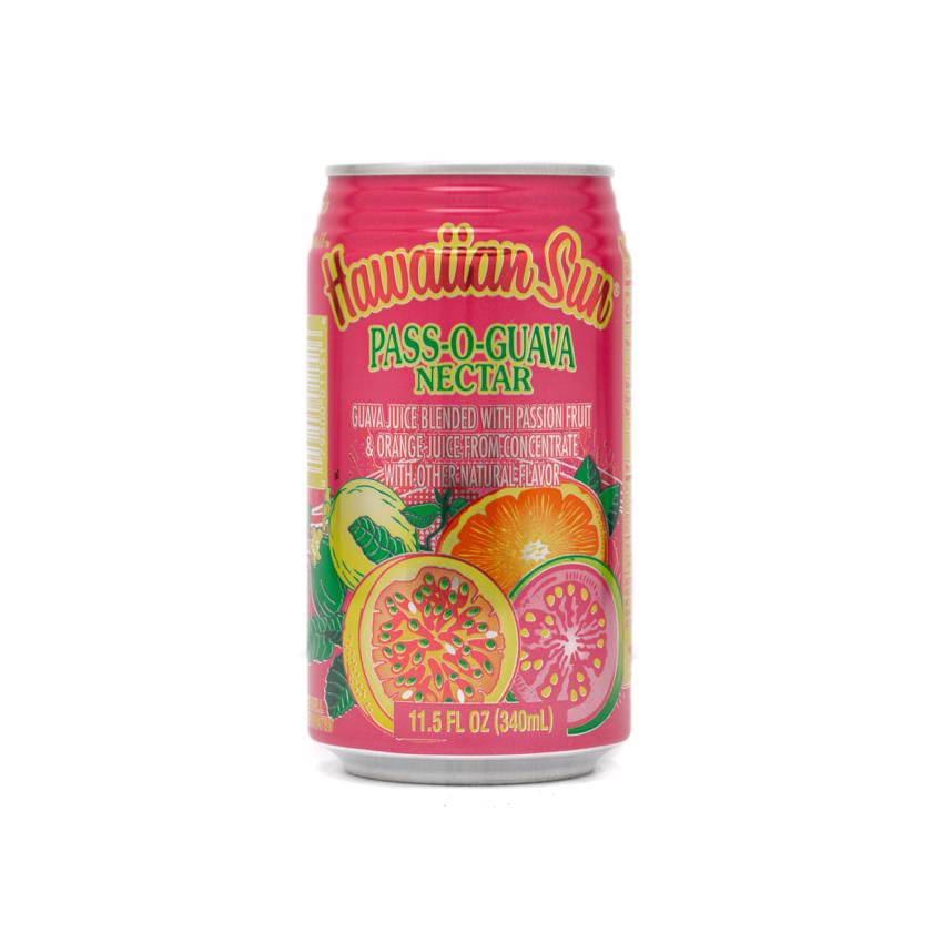 POG - Passion Fruit, Orange, Guava